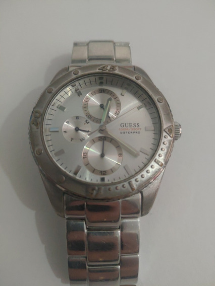 Relogio Guess Waterpro 100m/330ft