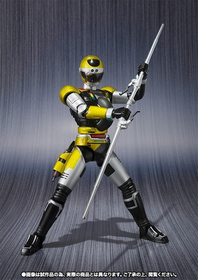 Biker/bycle - Tokkei Winspector - S.h.figuarts