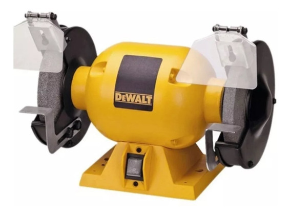 Amoladora De Banco 1/2 Hp Dewalt Dw752 Dos Discos Rex