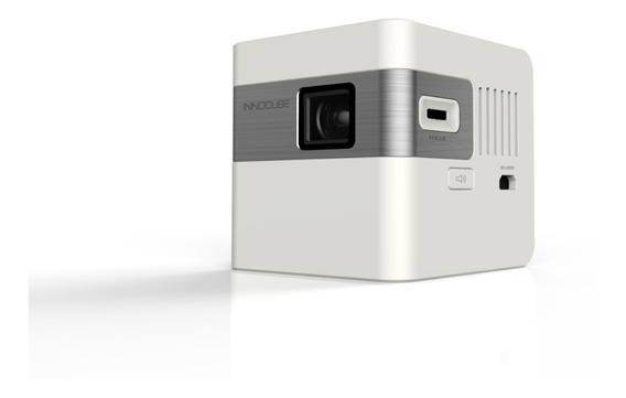 Kit Projetor Innocube+ Adaptador Galaxy S8 S9 S10 Note S8 S9