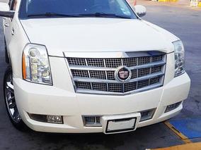 Blindada 2009 Cadillac Escalade Esv Nivel 4 Blindados