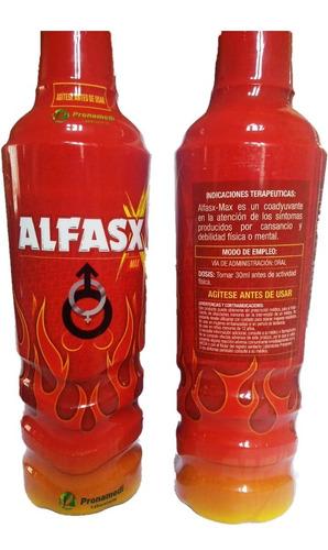 Alfasx Max Jarabe 100% Original E - Unidad a $35000