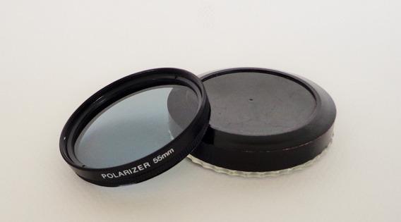 Filtro Polarizador Circular 55 Mm (usado)