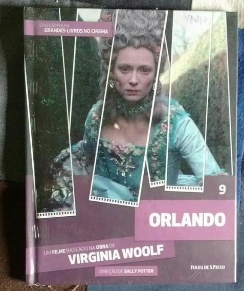 Dvd Orlando Coleção Folha 9 - Novo!