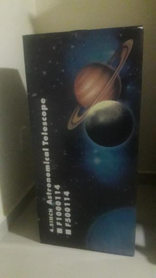 Telescopio Equatorial Newtoniano