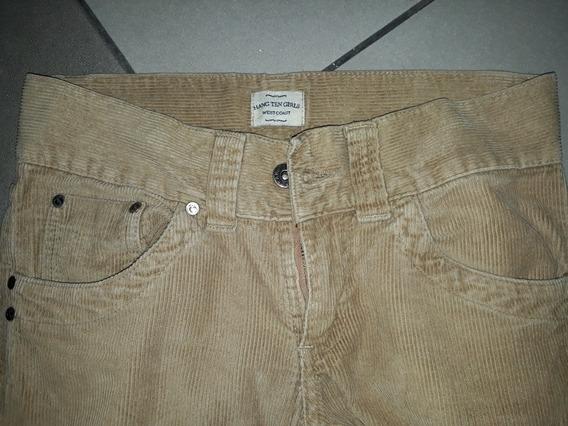 Pantalón De Corderoy Hang Ten