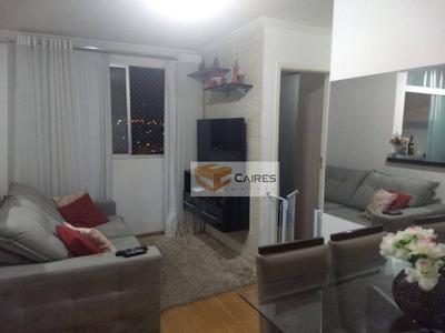Apartamento Com 3 Dormitórios À Venda, 59 M² Por R$ 328.000 - Jardim Nova Europa - Campinas/sp - Ap5393