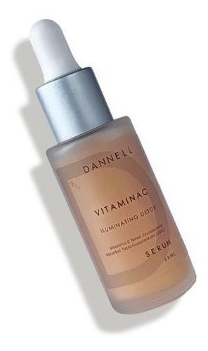 Vitamina C Dannell Poderoso Suero Antioxidante
