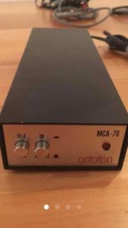 Amplificado Ortofon Mca - 76 - Denmark