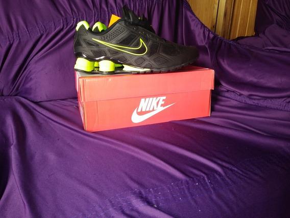 Tênis Nike Shox Turbo 4 Molas