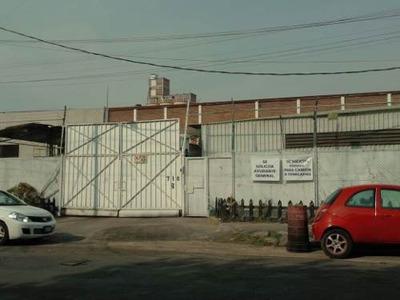 Bodega De 2250 M2 En Renta Zona Industrial Vallejo