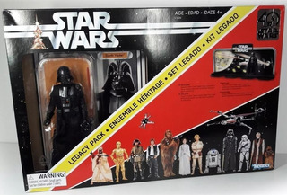 Star Wars Darth Vader 40 Aniversario Kenner