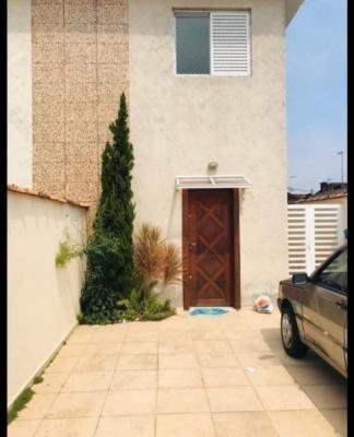 Bela Casa 800 Mts Da Praia No Belas Artes-itanhaém 6518 Npc