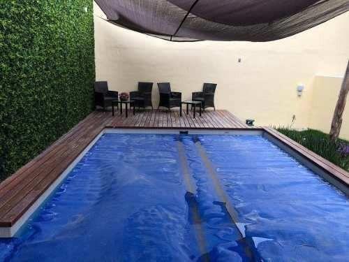 En Cañadas Del Lago, Alberca Propia, Roof Garden, Jardín..
