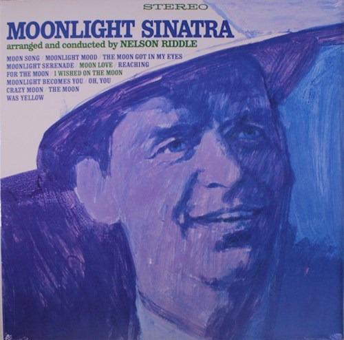 Moonlight Sinatra - Sinatra Frank (vinilo)