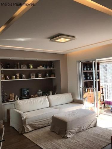 Imagem 1 de 25 de Apartamento Horizontes Serra Do Japi - Jardim Bonfiglioli - Jundiaí. - Ap05906 - 69265300