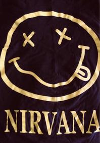 Playera De Nirvana