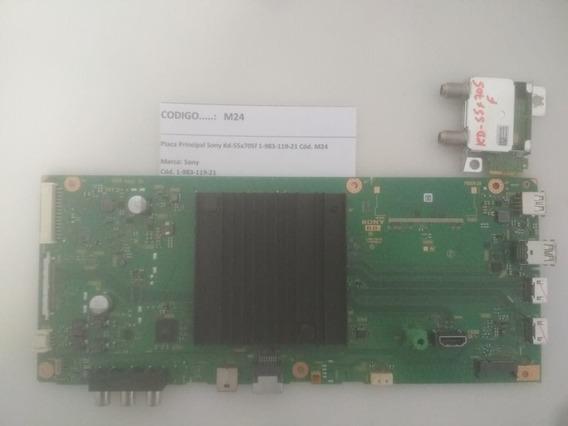 Placa Principal Sony Kd-55x705f 1-983-119-21 Cód. M24