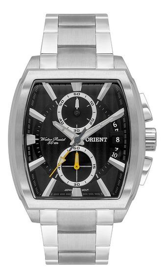 Relógio Orient Eternal Masculino Cronógrafo Gbssc010