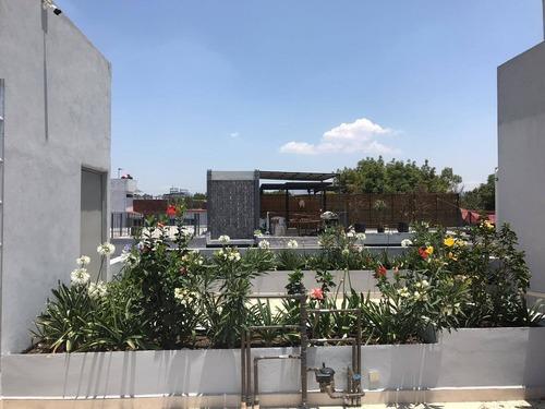 Departamento En Renta Fresno, Santa Maria La Ribera