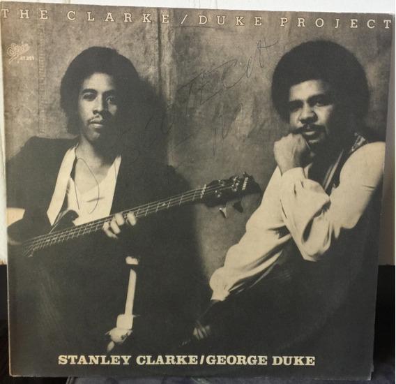 Stanley Clarke/george Duke The Clarke/duke Project-lp-jazzy