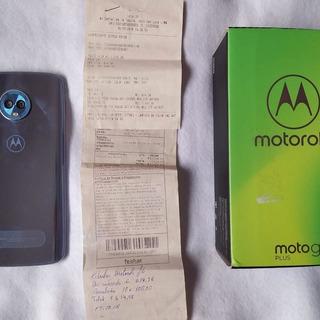 Celular Motorola Moto G6 Plus 64g 4ram