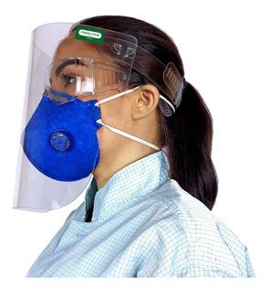 Mascara Facial Protetora Para O Rosto Face Shield
