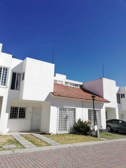 Casa En Condominio Excelente Ubicación Querétaro