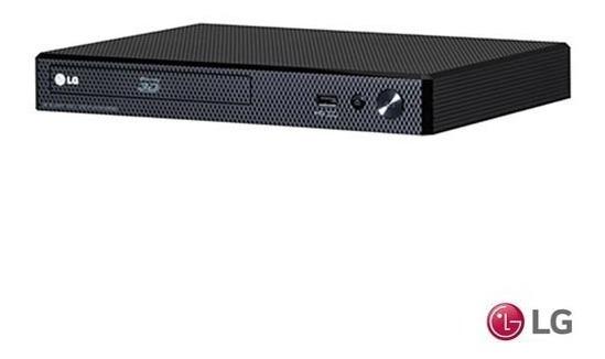 Bluray Player Lg 3d Fhd Com Usb E Hdmi - Bp450