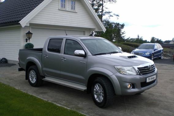 Toyota Hilux 3.0 4x4 2010
