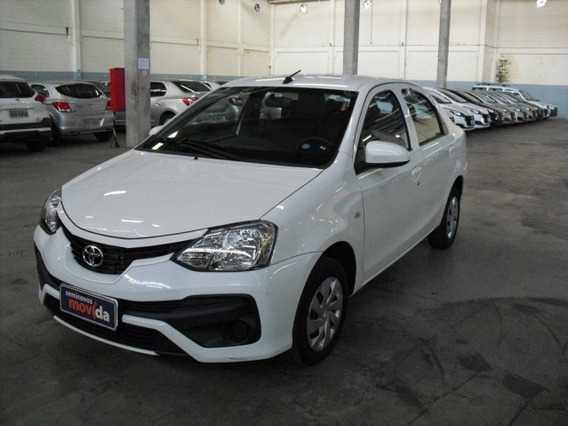 Etios 1.5 X Sedan 16v Flex 4p Manual 31390km