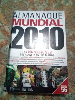 Almanaque Mundial 2010, Coleccionable, Remate