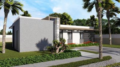 Villa Con 2 Habitaciones. Punta Cana. 335m2