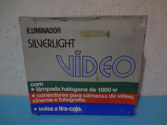 Iluminador Silverlight Vídeo