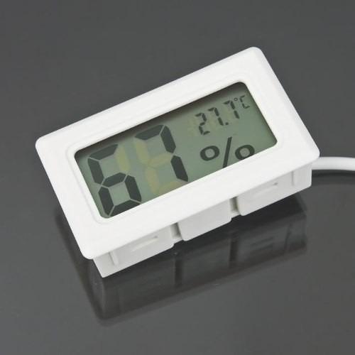 Higrometro Termometro Digital Temperatura Humedad Con Sonda
