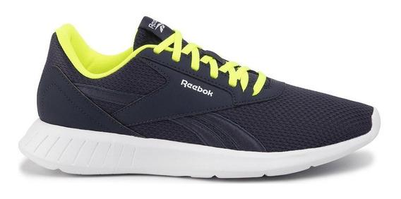 Zapatillas Economicas Reebok Lite 2.0 Navy/amarillo