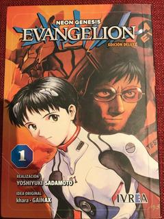 Manga Evangelion 7 Tomos