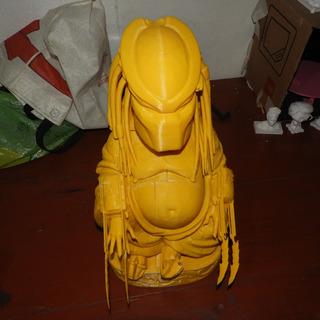 Buddha Depredador De 40cm Impreso En 3d