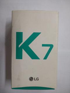 Celular Lg K7 P/ Retirada De Peças