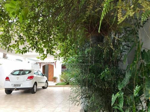 Imagem 1 de 17 de Casa À Venda, 230 M² Por R$ 2.100.000,00 - Vila Santa Teresa - Santo André/sp - Ca0587