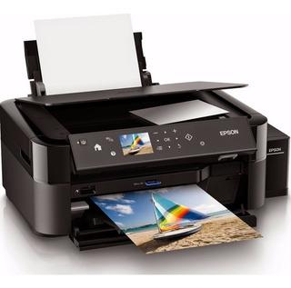 Impresora Con Sistema Epson L850