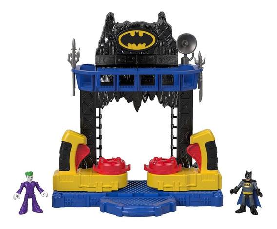 Imaginext - Batalha Na Batcaverna - Dc Comics - Fisher-price