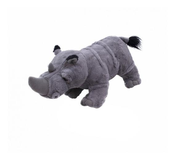 Rinoceronte 45 Cm - Pelúcia
