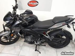 Bajaj Rouser Ns 200 3 New Okm Lavalle Motos