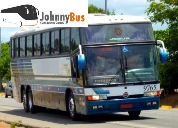 Ônibus Rodov. Trucado Paradiso G5 1150 Ano 1997 Johnnybus