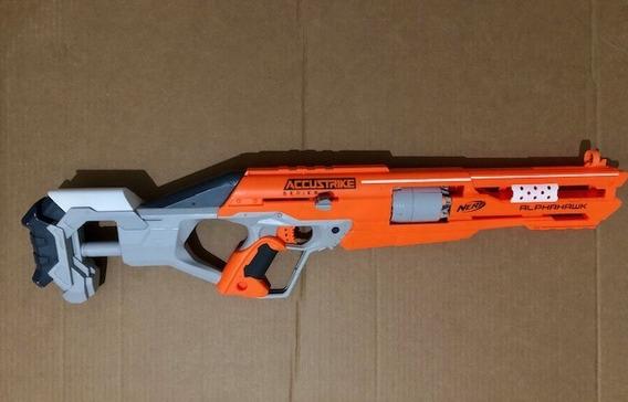 Nerf Elite Accustrike Series Alphahawk