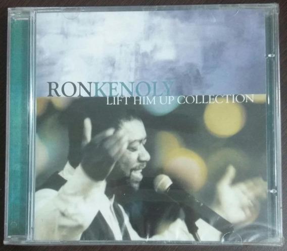Cd Lift Him Up Collection - Ron Kenoly - Novo (lacrado)