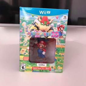 Mario Party 10 Com Amiibo Super Mario Nintendo Wii U