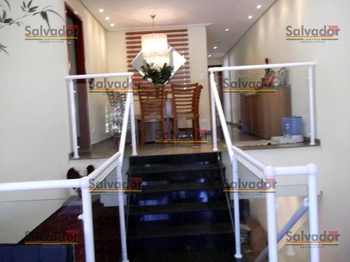 Casa Sobrado Em Jardim Da Saúde  -  São Paulo - 286