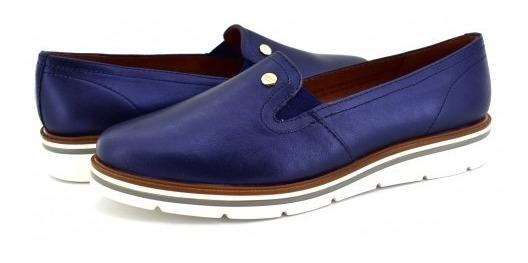 Zapatos Flexi 45703 Azul Gigi 22.5 27 Damas